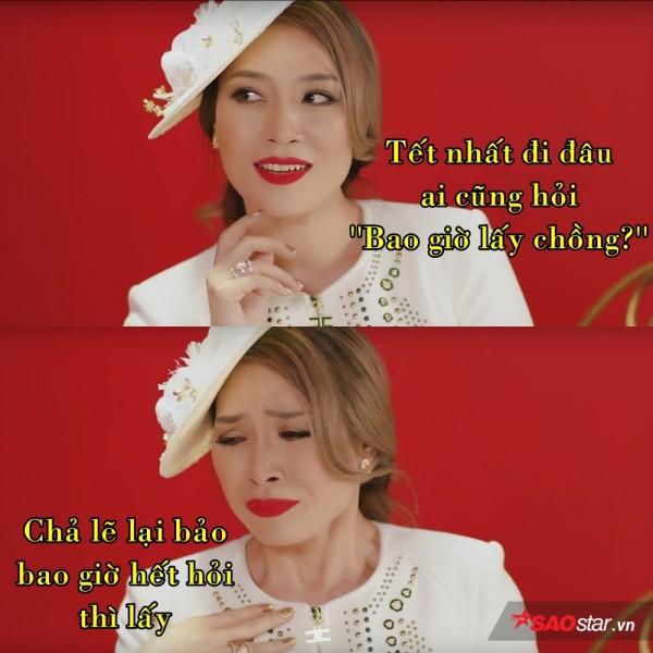 Loạt MV 'lầy lội' chứng minh Mỹ Tâm xứng danh 'mợ chảnh' Chun Song Yi phiên bản Vpop - Ảnh 7.
