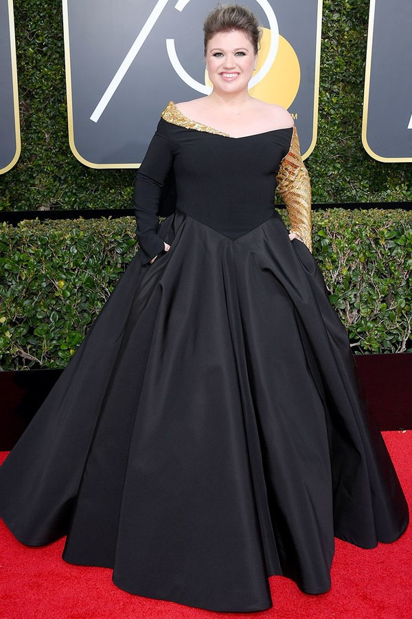 Thảm đỏ Quả Cầu Vàng 2018 ấn tượng hơn bội phần vì dàn mỹ nhân Hollywood mặc đồ đen - Ảnh 8.