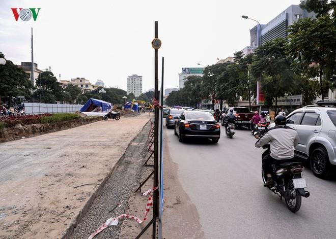 Toàn cảnh đại công trường mở rộng đường đẹp nhất Việt Nam - Ảnh 8.