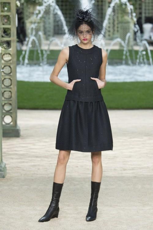 Con gái 16 tuổi của Cindy Crawford xuất hiện ấn tượng ở Tuần lễ Thời trang Haute Couture - Ảnh 8.