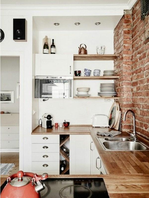 Để có một căn bếp hoàn hảo, hãy nhớ những lưu ý này khi lựa chọn kệ bếp - Ảnh 9.