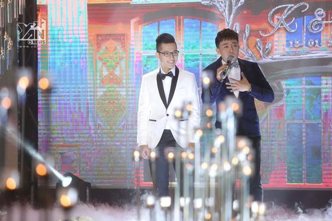Không gian đám cưới lung linh của em gái Trấn Thành và bạn trai người Hồng Kông - ảnh 9