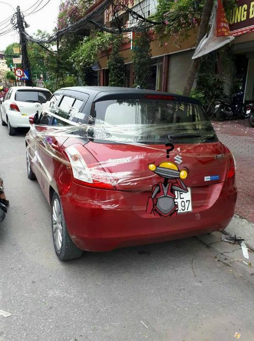 Chọn chỗ đỗ ô tô kiểu trêu ngươi, chủ xe nhận hình phạt nhìn qua cũng thấy ngán ngẩm - Ảnh 11.