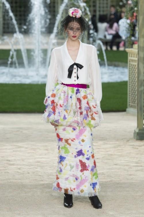 Con gái 16 tuổi của Cindy Crawford xuất hiện ấn tượng ở Tuần lễ Thời trang Haute Couture - Ảnh 10.