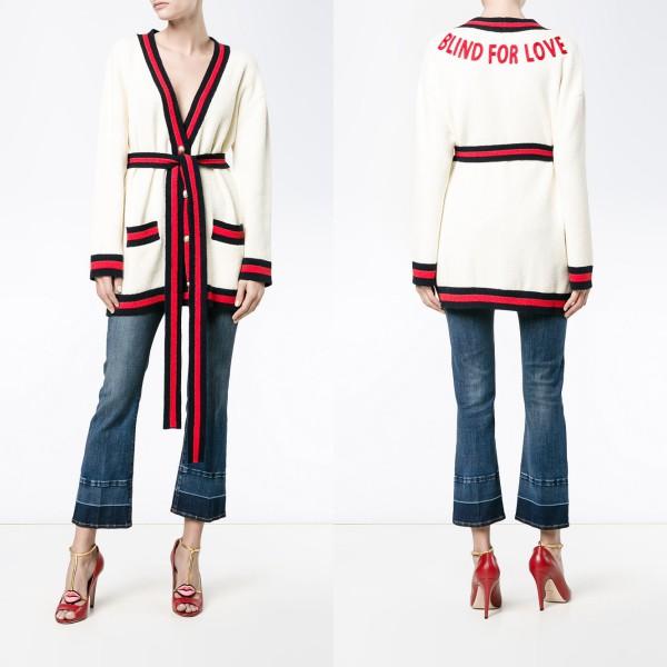 Kỳ Duyên khoe loạt hàng hiệu Gucci mới sắm, đắt nhất là chiếc áo khoác hơn 50 triệu  - Ảnh 8.