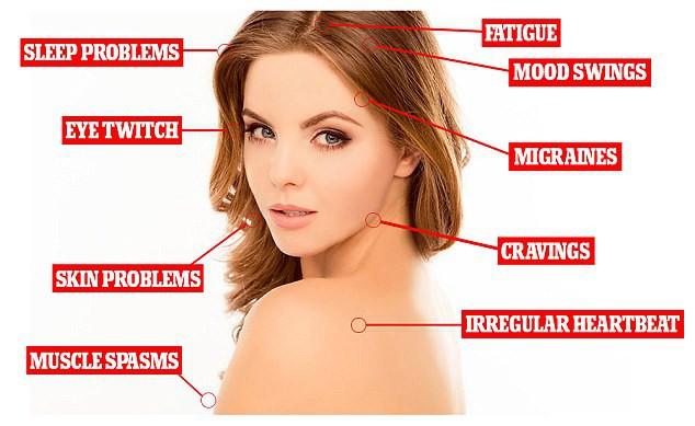 9 dấu hiệu trên cơ thể cảnh báo bạn đang thiếu magiê, có cả những dấu hiệu bạn đã từng gặp nhiều lần nhưng hay bỏ qua - Ảnh 1.