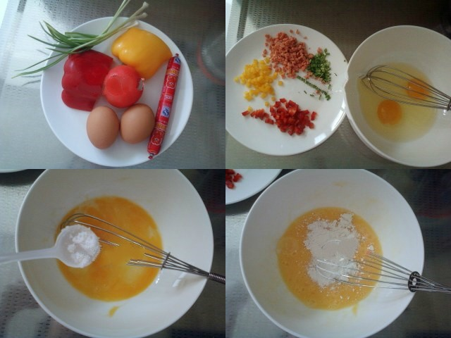 Thêm một biến tấu cho món trứng chiên vừa đẹp vừa ngon