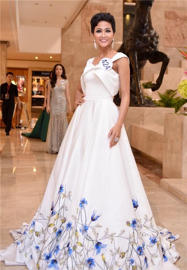 Hành trình nhan sắc của HHen Nie từ khi còn ở Việt Nam Next Top Model đến Tân Hoa hậu Hoàn Vũ Việt Nam 2017 - Ảnh 17.