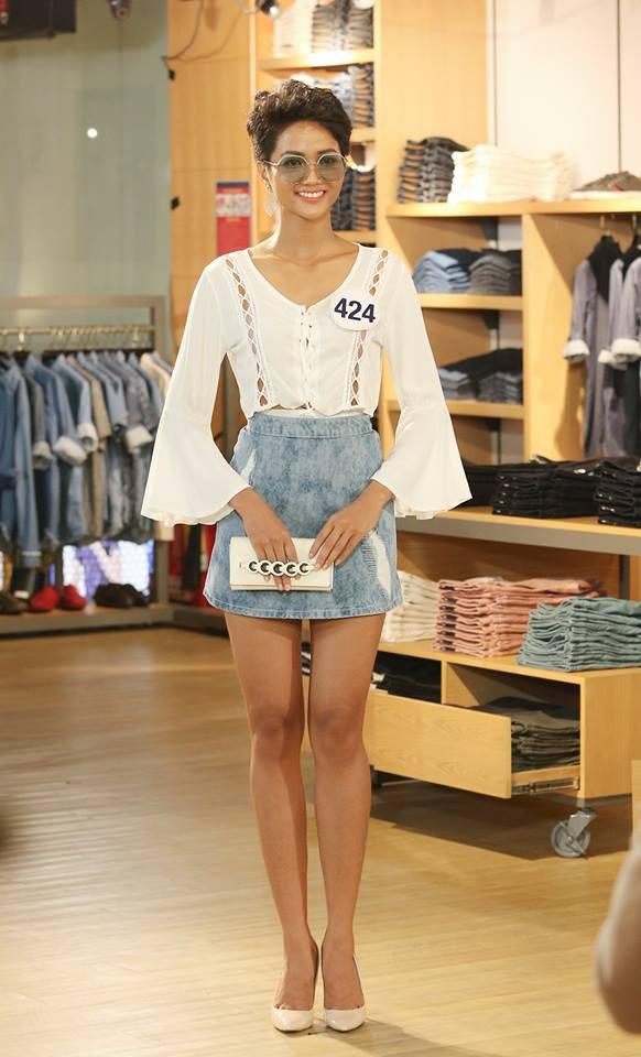 Hành trình nhan sắc của HHen Nie từ khi còn ở Việt Nam Next Top Model đến Tân Hoa hậu Hoàn Vũ Việt Nam 2017 - Ảnh 20.