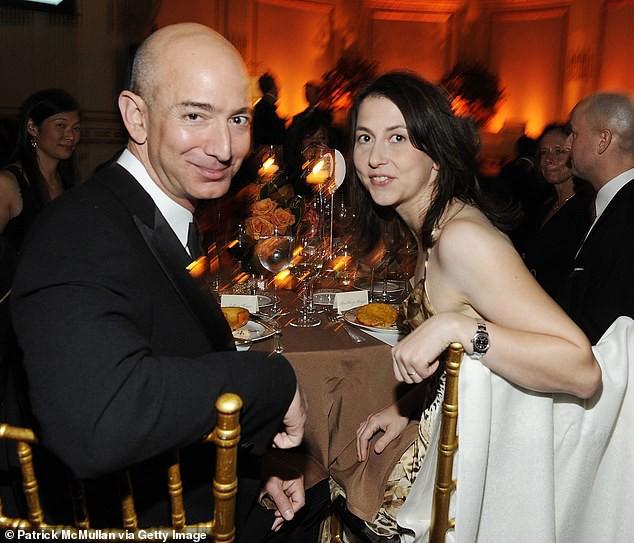 Chân dung người vợ tào khang của tỷ phú giàu nhất thế giới bị chồng phản bội, ly hôn sau 25 năm gắn bó - Ảnh 8.