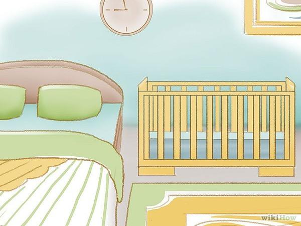 Một số cách đơn giản để tập cho trẻ sơ sinh ngủ một mình trong cũi từ khi mới lọt lòng - Ảnh 5.