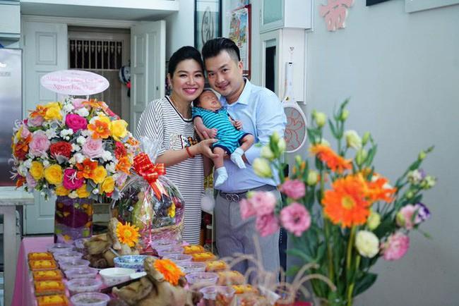 Con trai mới hơn 3 tháng, nữ diễn viên Lê Khánh đã dính bầu tập 2? - Ảnh 4.