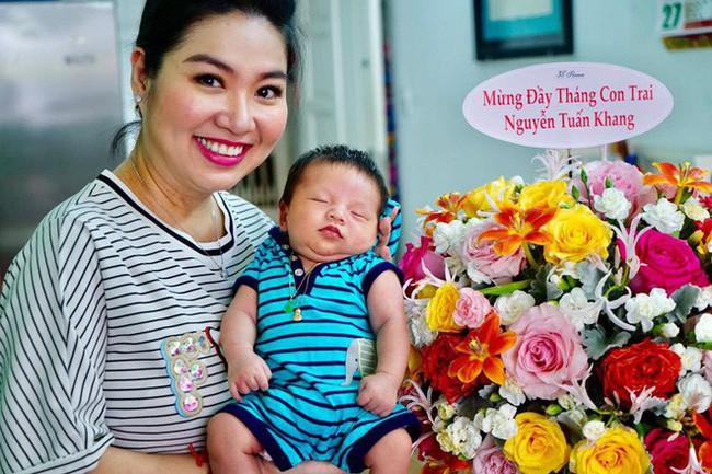 Con trai mới hơn 3 tháng, nữ diễn viên Lê Khánh đã dính bầu tập 2? - Ảnh 3.