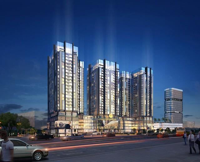 Trung tâm thương mại Sun Plaza đầu tiên khai trương tại Hà Nội - Ảnh 1.