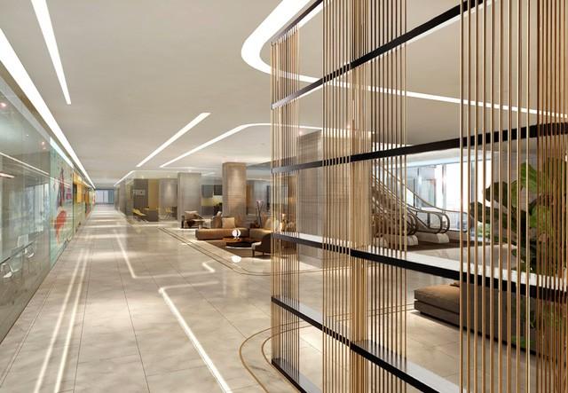 Trung tâm thương mại Sun Plaza đầu tiên khai trương tại Hà Nội - Ảnh 2.
