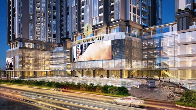 Trung tâm thương mại Sun Plaza đầu tiên khai trương tại Hà Nội - Ảnh 4.
