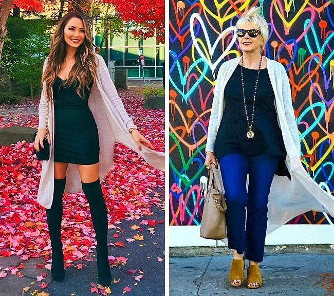 9 kiểu trang phục vừa giúp chị em ăn gian tuổi lại còn khiến họ trở nên thanh lịch hơn trong mắt người khác - Ảnh 2.