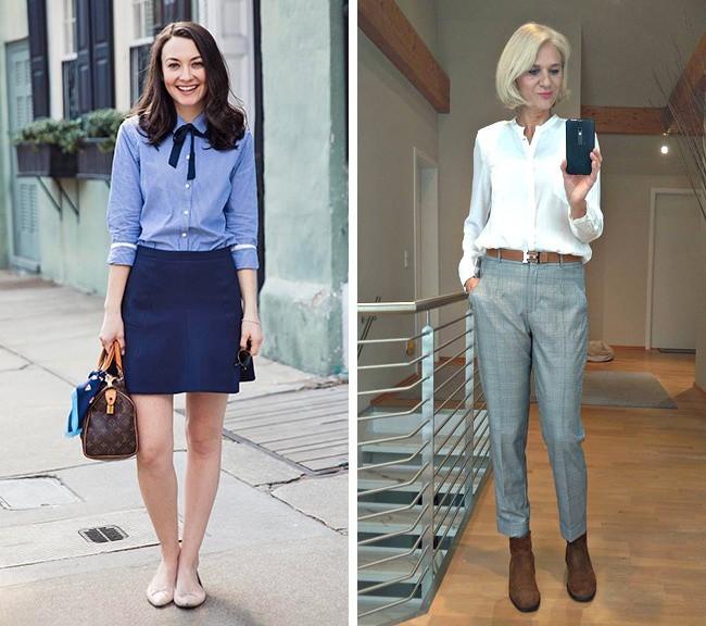 9 kiểu trang phục vừa giúp chị em ăn gian tuổi lại còn khiến họ trở nên thanh lịch hơn trong mắt người khác - Ảnh 3.