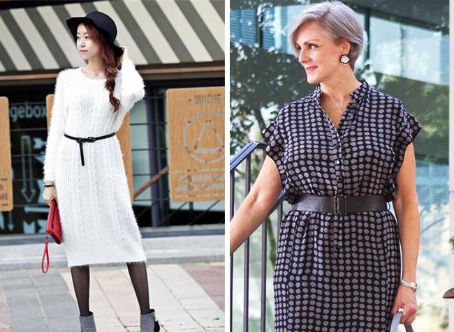 9 kiểu trang phục vừa giúp chị em ăn gian tuổi lại còn khiến họ trở nên thanh lịch hơn trong mắt người khác - Ảnh 8.