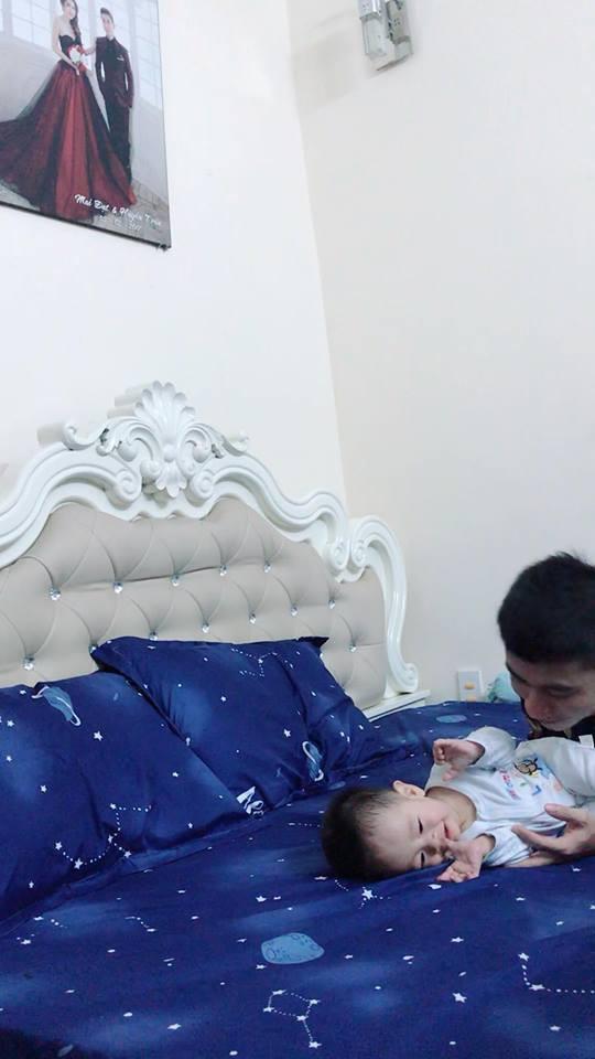 Ông bố của hiếm tiết lộ bí quyết luyện con ngủ xuyên đêm chỉ sau 1 tuần, chỉ cần đặt xuống giường là say giấc - Ảnh 5.