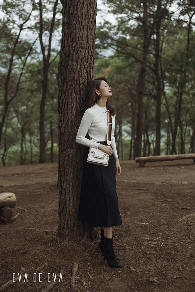 Bí kíp diện đồ len không lo lỗi mốt từ nhà thiết kế Eva de Eva - Ảnh 2.