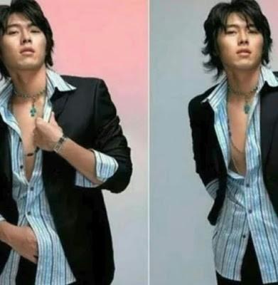 Dân mạng lục lại một thời đen tối của thời trang Hàn Quốc: Bi Rain mặc áo xẻ ngực sâu hơn cả chị em - Ảnh 11.