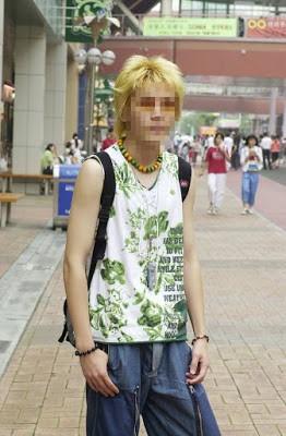 Dân mạng lục lại một thời đen tối của thời trang Hàn Quốc: Bi Rain mặc áo xẻ ngực sâu hơn cả chị em - Ảnh 6.