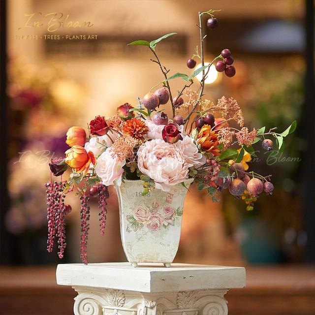 Chuyên gia hoa lụa hàng đầu mách bạn trang trí hoa đẹp – ý nghĩa và tiết kiệm đón Tết - Ảnh 11.