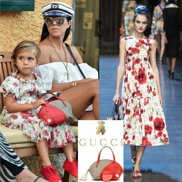 Chẳng phải Suri hay Harper, các bé gái nhà Kardashian mới là công chúa mê túi hiệu sang chảnh bậc nhất showbiz! - Ảnh 14.