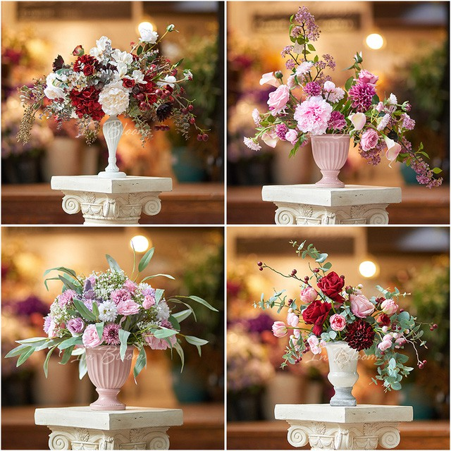 Chuyên gia hoa lụa hàng đầu mách bạn trang trí hoa đẹp – ý nghĩa và tiết kiệm đón Tết - Ảnh 3.