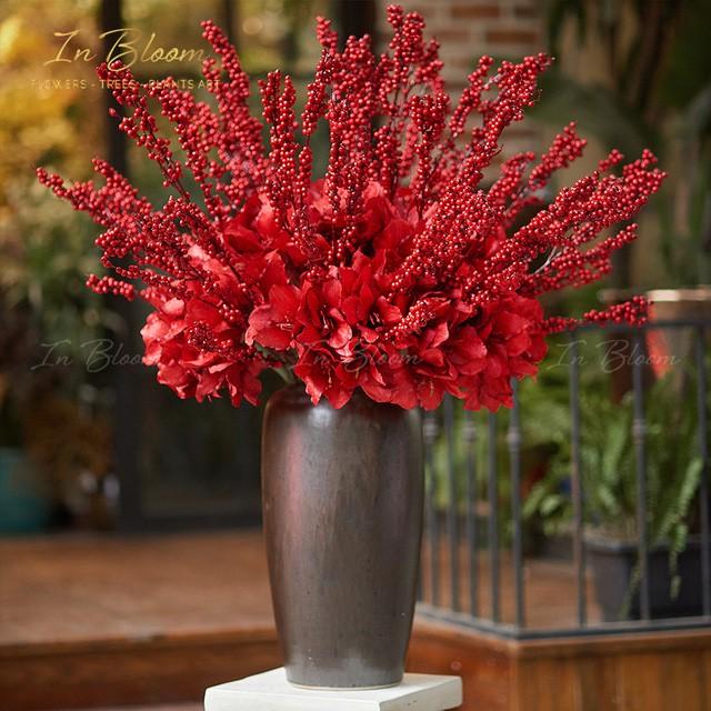 Chuyên gia hoa lụa hàng đầu mách bạn trang trí hoa đẹp – ý nghĩa và tiết kiệm đón Tết - Ảnh 6.