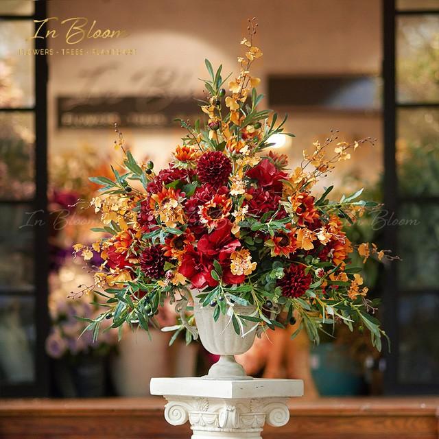 Chuyên gia hoa lụa hàng đầu mách bạn trang trí hoa đẹp – ý nghĩa và tiết kiệm đón Tết - Ảnh 7.