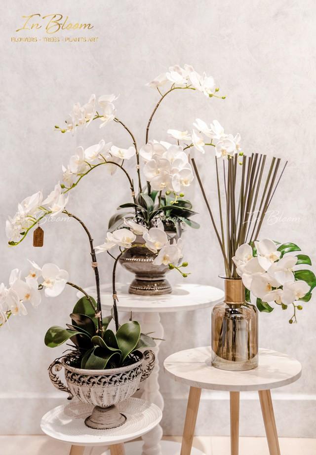 Chuyên gia hoa lụa hàng đầu mách bạn trang trí hoa đẹp – ý nghĩa và tiết kiệm đón Tết - Ảnh 9.