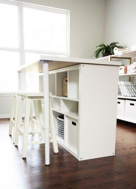 Những kiểu đảo bếp được thiết kế chuẩn không cần chỉnh khiến bạn phát thèm - Ảnh 1.