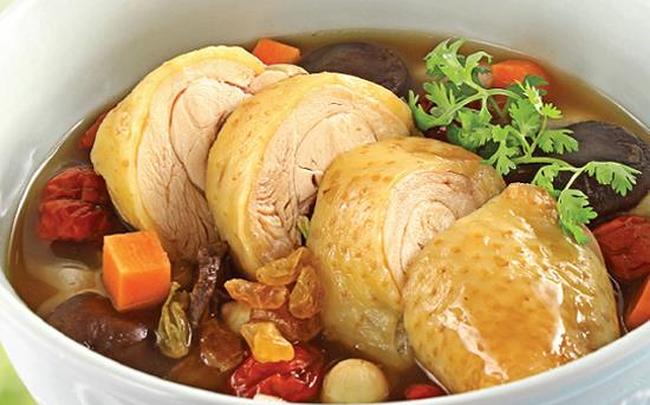 Chuyên gia Đông y bật mí cách dùng thịt gà trị mất ngủ dịp Tết, giúp cả năm khỏe mạnh - Ảnh 3.