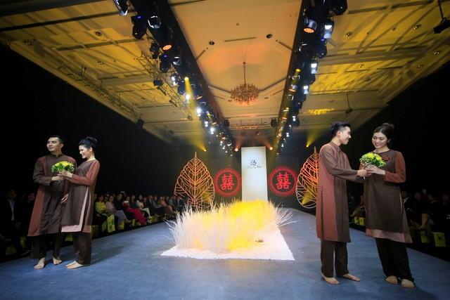 Thiện Phát Design tổ chức show thời trang giới thiệu BST Ban Mai mừng xuân 2019 - Ảnh 10.