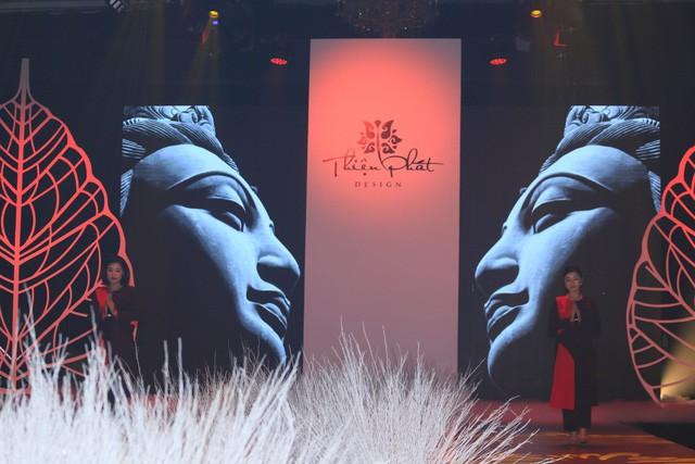 Thiện Phát Design tổ chức show thời trang giới thiệu BST Ban Mai mừng xuân 2019 - Ảnh 3.