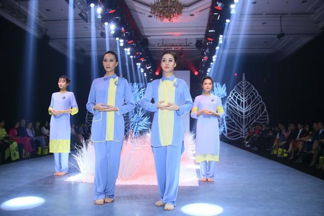 Thiện Phát Design tổ chức show thời trang giới thiệu BST Ban Mai mừng xuân 2019 - Ảnh 7.