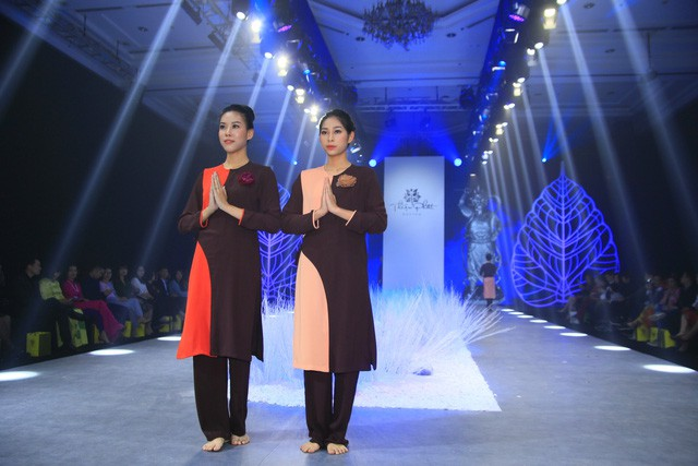 Thiện Phát Design tổ chức show thời trang giới thiệu BST Ban Mai mừng xuân 2019 - Ảnh 8.