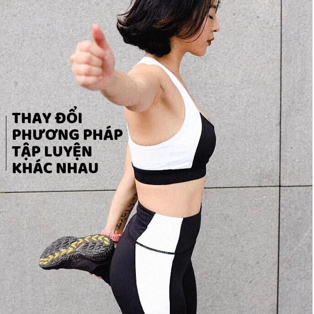 Hana Giang Anh bật mí mẹo hay giúp bạn có động lực tập luyện trong năm mới - Ảnh 6.
