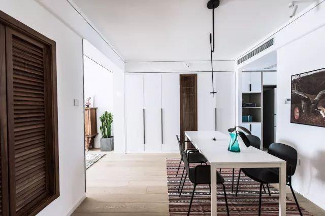Căn hộ tập thể 50m² cũ kỹ được lột xác bất ngờ với thiết kế các phòng chức năng đẹp như mơ  - Ảnh 12.