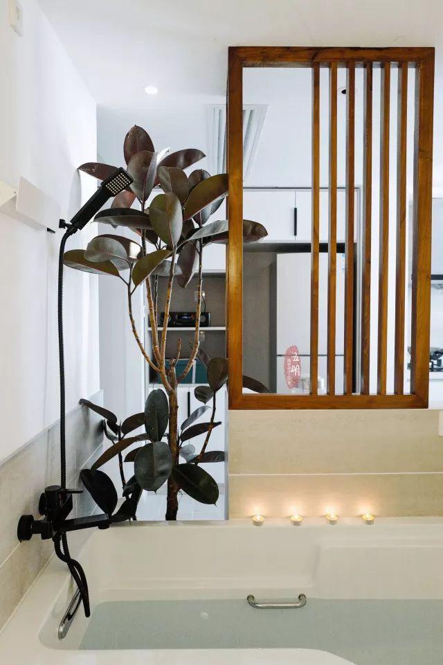Căn hộ tập thể 50m² cũ kỹ được lột xác bất ngờ với thiết kế các phòng chức năng đẹp như mơ  - Ảnh 20.