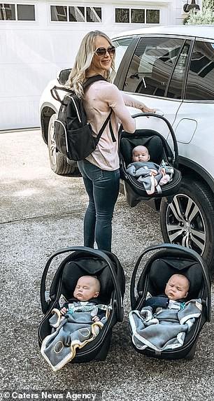 Mẹ sinh ba sở hữu thân hình như siêu mẫu sau sinh, nghe bí quyết ai cũng sửng sốt - Ảnh 8.
