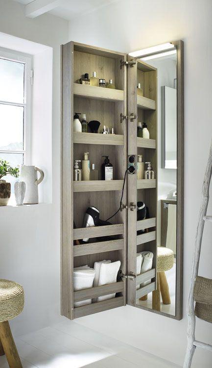 7 ý tưởng lưu trữ ẩn trong phòng tắm bạn không thể không biết để sở hữu phòng tắm rộng hơn diện tích thật - Ảnh 3.