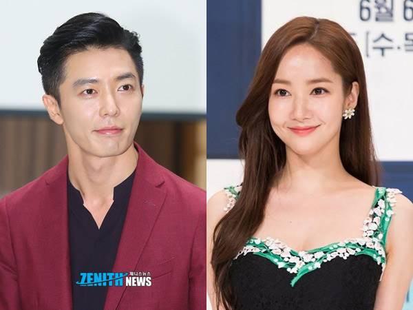 Sau Park Seo Joon, Park Min Young tiếp tục ghép đôi với trai đẹp mới toanh - Ảnh 5.