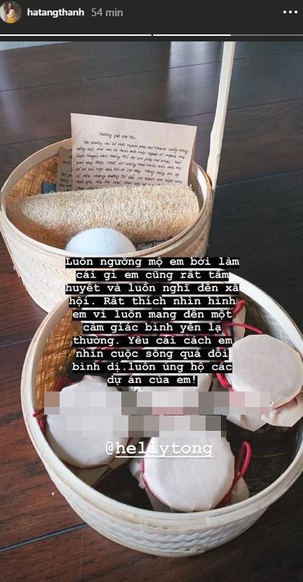 Là ngọc nữ vạn người mê, thật khó tin khi Tăng Thanh Hà vẫn luôn dành sự ngưỡng mộ cho một cô nàng 24 tuổi - Ảnh 1.
