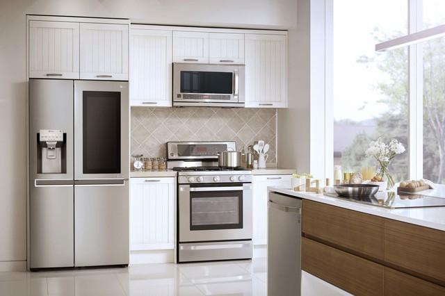 Đón Tết với căn bếp tiện dùng và sang trọng cùngcácdòng tủ lạnhthông minh - Ảnh 1.