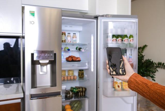 Đón Tết với căn bếp tiện dùng và sang trọng cùngcácdòng tủ lạnhthông minh - Ảnh 4.