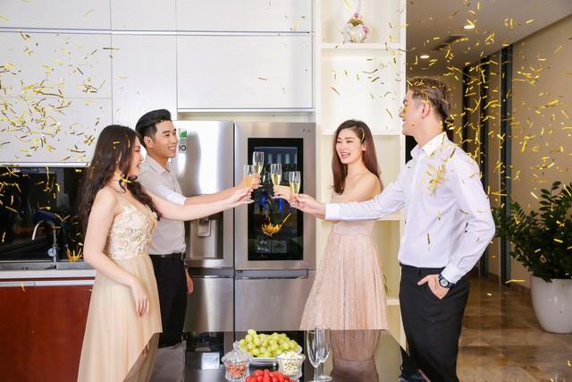 Đón Tết với căn bếp tiện dùng và sang trọng cùngcácdòng tủ lạnhthông minh - Ảnh 5.