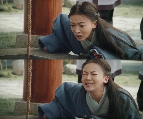 Hạo Lan truyện: Ngô Cẩn Ngôn bị diễn tệ đến mức khóc không ra nước mắt, Xa Thi Mạn lên tiếng thế này  - Ảnh 1.